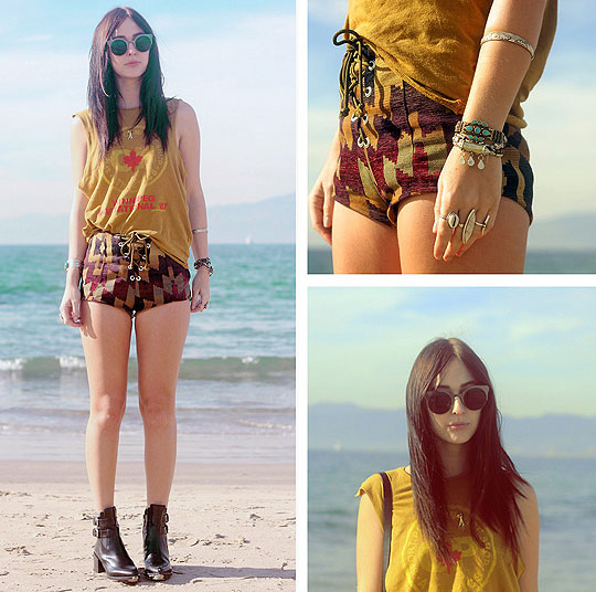HOLY MOUNTAIN - T-shirt, Weeken, Holy mountain shorts, Weeken, Boots, Zara, Bracelet, Weeken, BRIT N, United States
