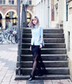 Stairs - Skirt, ASOS, Shoes, Weeken, Jana Wind, Germany