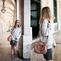 Soft tones., SKIRT, BAG, y&hjeans, TIPHAINE P, Switzerland