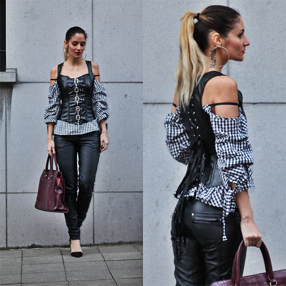 1st of 2017 - Shirt, Weeken, Handbag, Weeken, Ruxandra Ioana