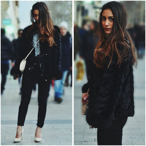 Paris Fashion Week Experience - Blouse, Zara, Pants, Weeken, Shoes, Zara, Coat, Weeken, Roberta De Martino, Italy