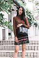 S P R I N G - Turtle neck sweater, Zara, Crossbody bag, Gucci, Lace skirt, Weeken, ANN-MARIE YANG, Singapore