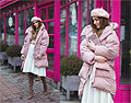 Candy Winter - Jacket, Weeken, Beret, Weeken, Boots, Weeken, White Dress, Weeken, Daniela Guti, Ukraine