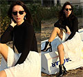 Sunset - Boots, Weeken, Sunglasses, Weeken, Elzara Muslimova, Turkey