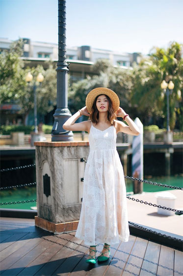 FRESH - Dress, Weeken, Amelyn B, Singapore