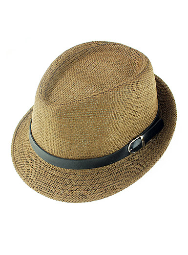 Summer straw hat belt