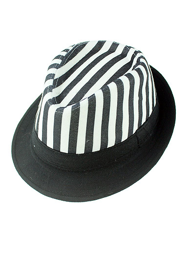 Stripes jazz hat