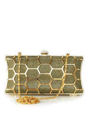 The new high-end fashion hollow matte Dinner Clutch