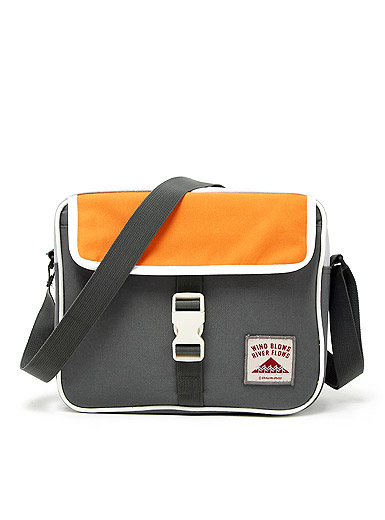 Spell color leisure fashion shoulder bags