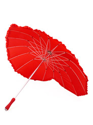 Creative Heart Wedding Umbrella