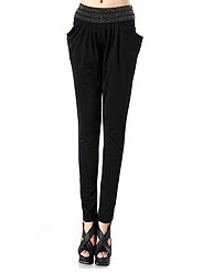 Autumn Slim casual pants