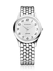 Stainless Steel Quartz Ladies Watch