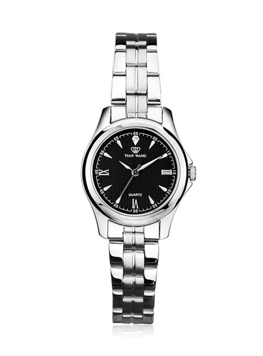 Business retro steel quartz fashion watch