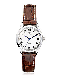 Casual retro leather belt quartz watch