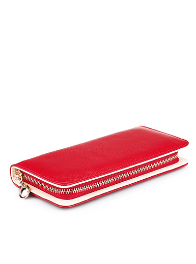 New fashion wallet double zipper hand