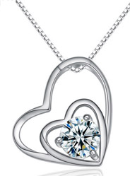 Heart of Heart Pendant