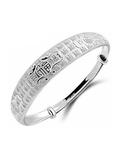 Chinese culture blessing word bracelet