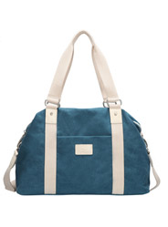 New leisure canvas retro ladies handbag