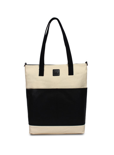 Canvas trend of the new fashion casual canvas shoulder bag