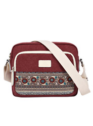The new trend of men and women Messenger Messenger bag
