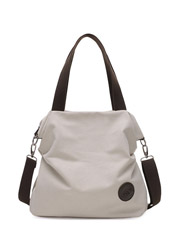 New leisure canvas female shoulder Messenger bag