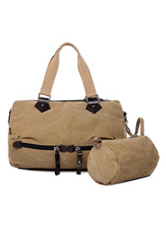 The new canvas leisure shoulder Messenger bag