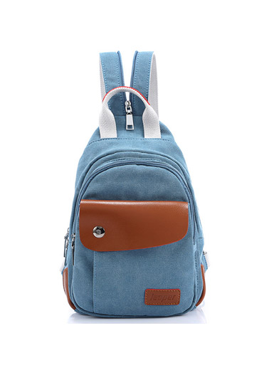 The new high-quality canvas backpack