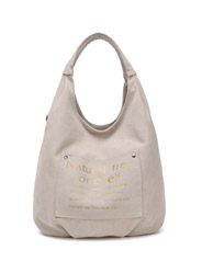 Canvas retro fashion wild shoulder bag