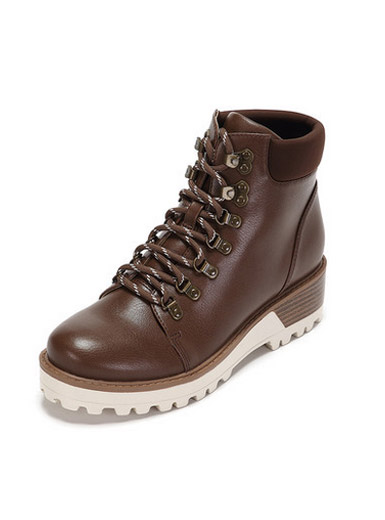 Daphne Winter England comfortable personality with thick bottom Martin boots