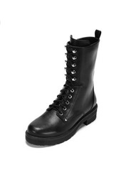 Daphne winter new side with short boots fashion metal decoration with Martin boots