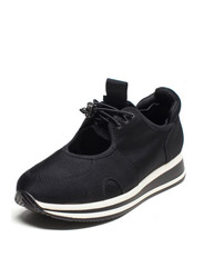 Daphne new fashion campus style lace thick female sports shoes
