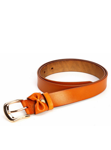 Buckle belt buckle leisure leather belt