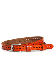 Upgrade version of hollow leather leisure wild lady belt