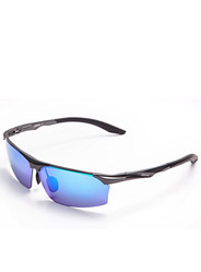 Men's new aluminum-magnesium glasses clip polarized sunglasses