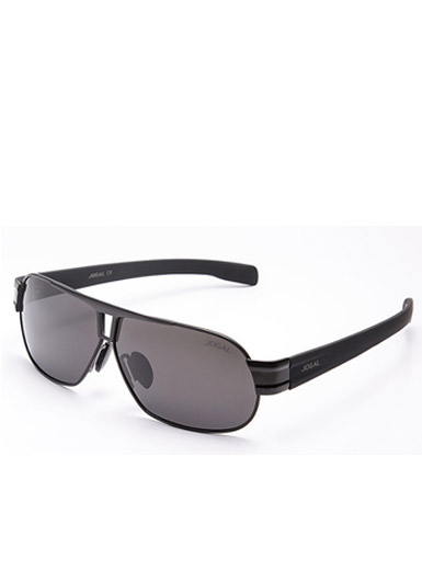 Men 's new retro polarized sunglasses