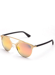 Ladies new metal frame fashion sunglasses