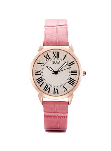 YILI Fashionable Women 's Watch Alloy Case