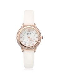 YILI Korean simple and elegant small dial exquisite diamond-studded diamond watch